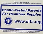 Lakeshore Bulldogs performs OFA Health Testing - Health-Tested Parents for Healthier Puppies